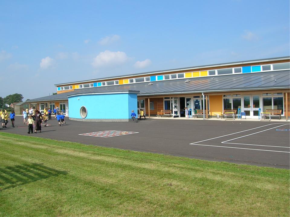 new school design