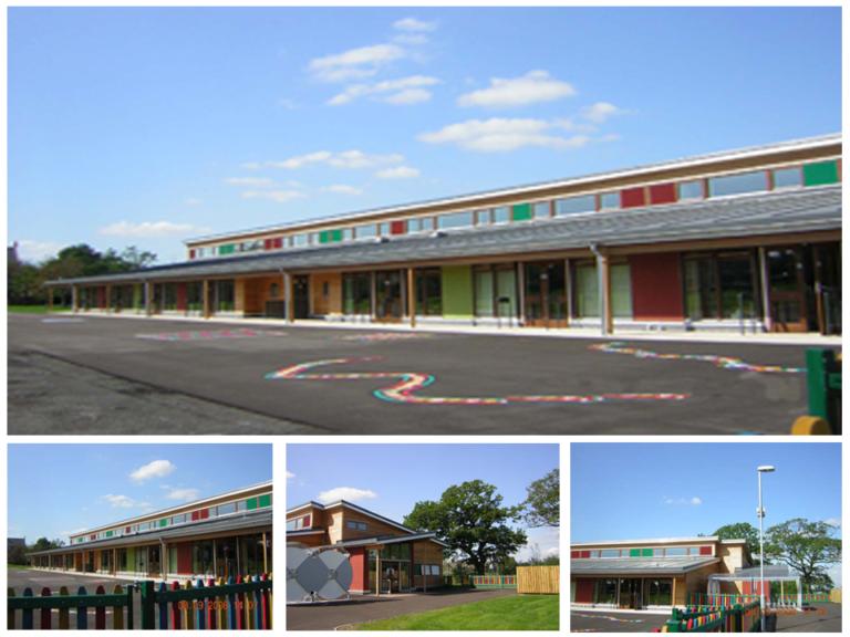 Primary School design contemporary design